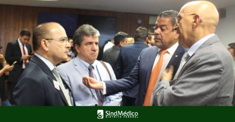 SindMédico-DF e  Fenam se preocupam com medidas previstas em relatório da MP 890