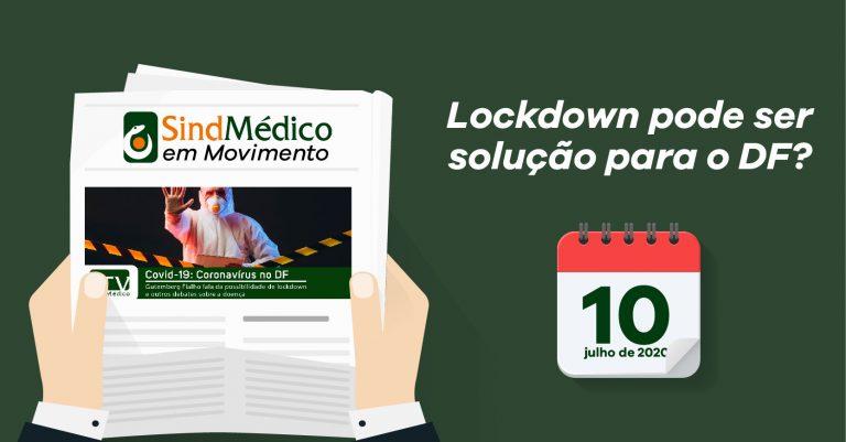 SindMédico em movimento 10 de julho