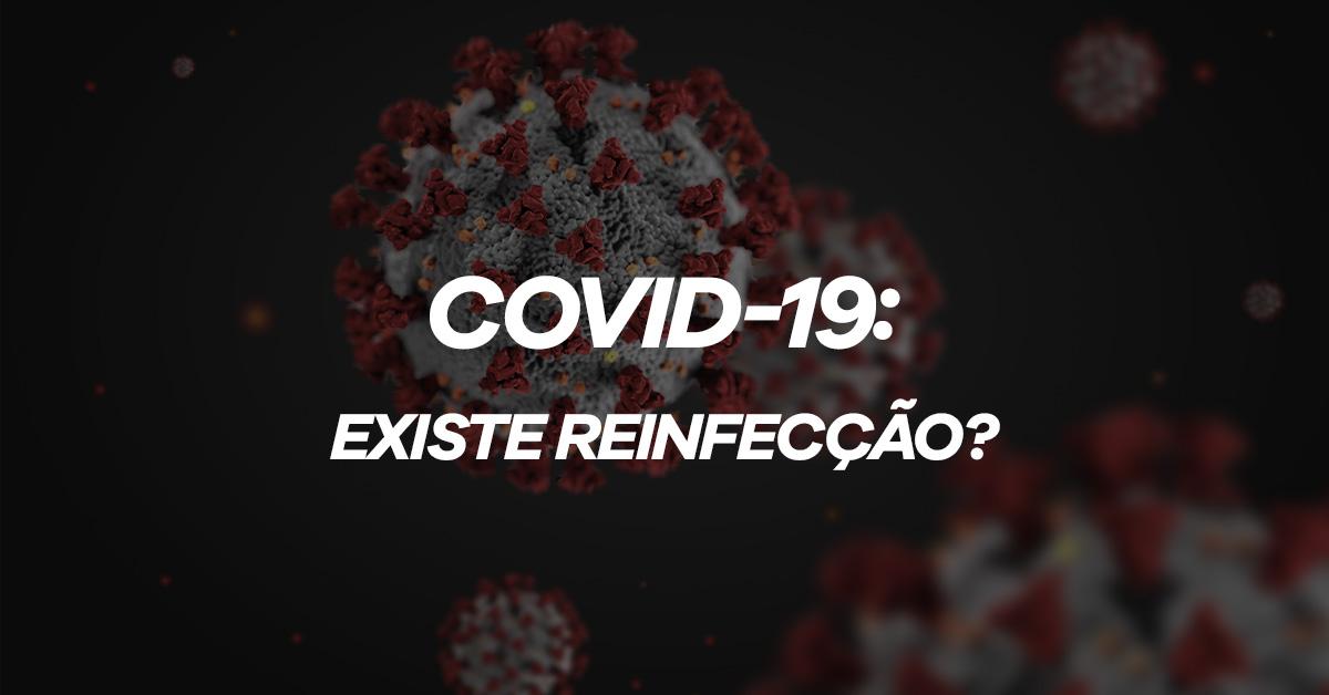 reinfecção pelo coronavírus