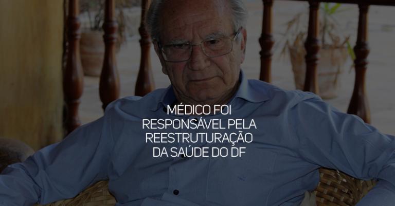 SindMédico-DF lamenta morte de Jofran Frejat