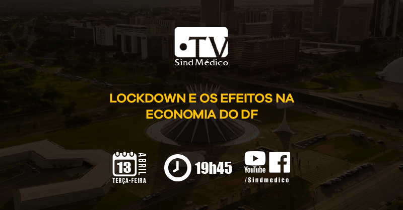 Lockdown no DF x economia